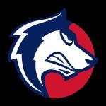 CSU Pueblo wolf head logo