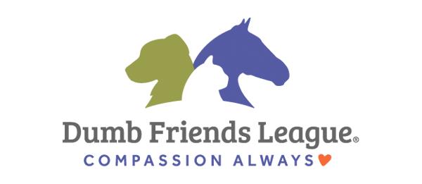Dumb Friends League logo
